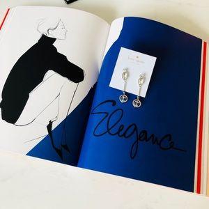 New Kate Spade Drop Earrings!